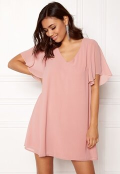 Make Way Elwira Dress Dusty pink Bubbleroom.se
