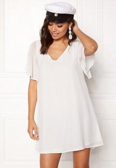 Make Way Elwira Dress White Bubbleroom.fi