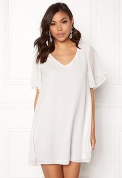 Make Way Elwira Dress White Bubbleroom.se