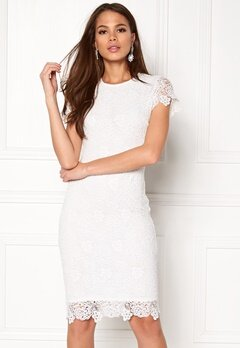 Make Way Flora lace dress White Bubbleroom.se