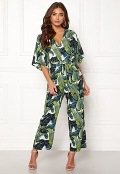 Make Way Gracie jumpsuit Green / Patterned Bubbleroom.se