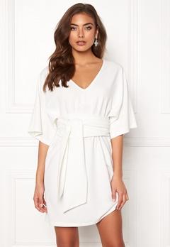 Make Way Joelle dress White Bubbleroom.se