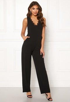 Make Way Josette jumpsuit Black Bubbleroom.se
