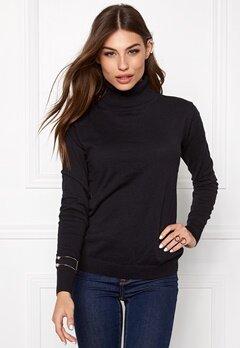 Make Way Marlowe Sweater Black Bubbleroom.se
