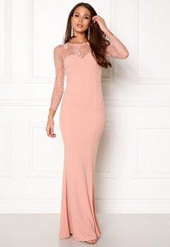 Make Way Melody Dress Dusty pink Bubbleroom.dk