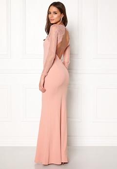 Make Way Melody Dress Dusty pink Bubbleroom.se