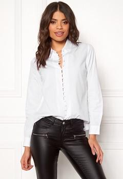 Make Way Nova button shirt White Bubbleroom.se