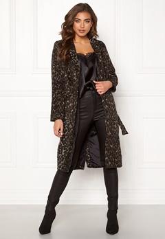 Make Way Penelope coat Leopard Bubbleroom.se