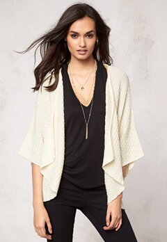 Make Way Phenix Cardigan Cream Bubbleroom.eu