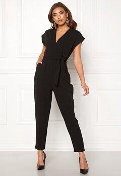 Make Way Rue jumpsuit Black Bubbleroom.se