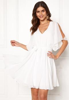 Make Way Sabine dress White Bubbleroom.se