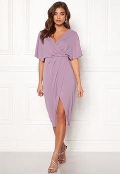 Make Way Selena dress Lilac Bubbleroom.se