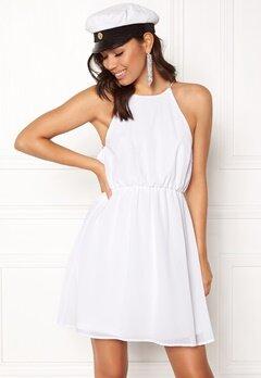 Make Way Sierra Dress White Bubbleroom.se