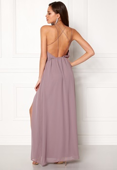Make Way Sierra Prom Dress Dusty lilac Bubbleroom.se