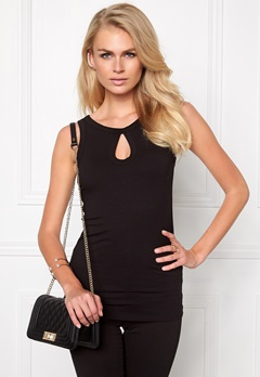 Make Way Tara Singlet Black Bubbleroom.se