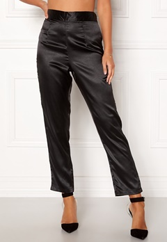 Make Way Tomika trousers Black Bubbleroom.se