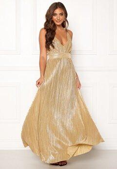 Make Way Velora dress Gold-coloured Bubbleroom.se
