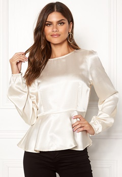 Make Way Victoria blouse Champagne Bubbleroom.se