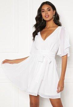 Make Way Isabella dress White Bubbleroom.se