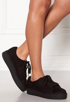 New Look Makky Creeper Trainer Black Bubbleroom.no