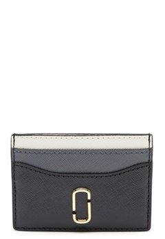 The Marc Jacobs Card Case Black Bubbleroom.se