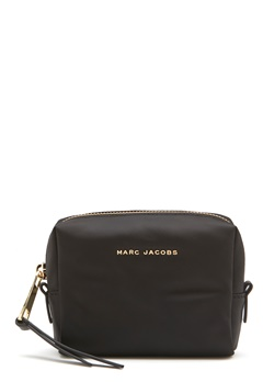 Marc Jacobs Small Cosmetic Bag Black Bubbleroom.se