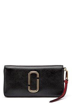 Marc Jacobs Standard Continental Wallet 014 Black Bubbleroom.se