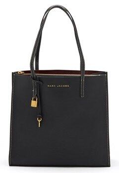 Marc Jacobs The Grind Bag Black Gold Bubbleroom.se