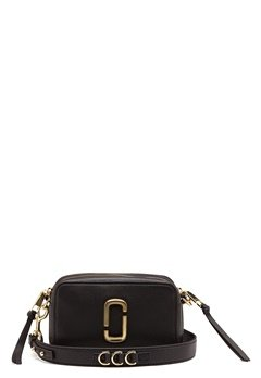 Marc Jacobs The Softshot 21 Black Bubbleroom.se