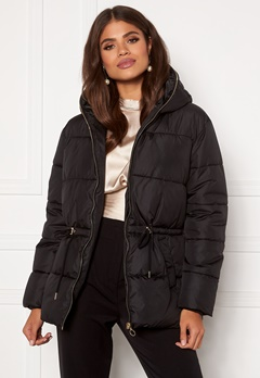 Martine Lunde X Bubbleroom Puffer jacket  Black Bubbleroom.se