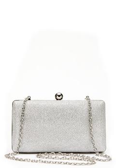 Menbur Basseterre Bag Silver Bubbleroom.se