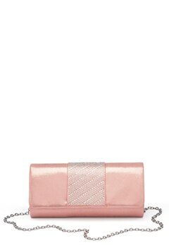 Menbur Rhinestone Glitter Clutch Even Rose Bubbleroom.se