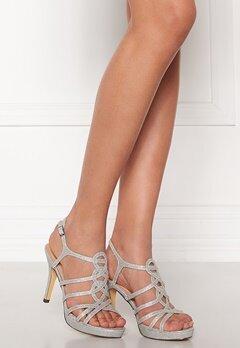 Menbur Sandals Silver Bubbleroom.se