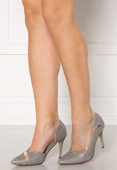 Menbur Sapato Glitter Sandals Silver Bubbleroom.se