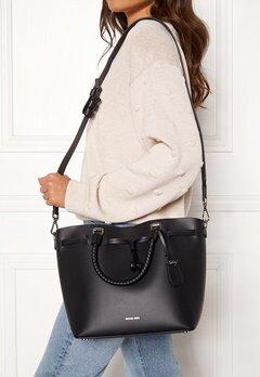 Michael Michael Kors Blakely Bucket Bag Black Bubbleroom.se