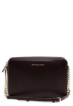 Michael Michael Kors Camera Bag Medium Black Bubbleroom.se