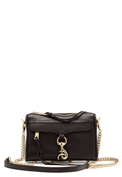 Rebecca Minkoff Mini Mac Bag Black Bubbleroom.se