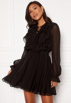 Miss Sixty DJ0320 Dress Black Bubbleroom.se