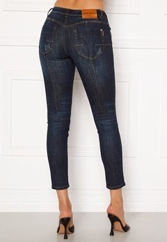 Miss Sixty JJ1980 Jeans Blue Denim 30 Bubbleroom.se
