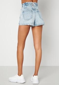Miss Sixty JJ3340 Shorts Light Blue Bubbleroom.se