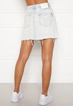 Miss Sixty KJ2520 Skirt Light Blue Bubbleroom.se