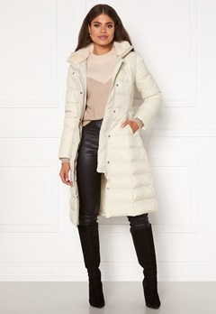 Miss Sixty YJ4320 Coat Light Grey Bubbleroom.se