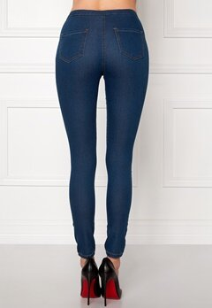Mixed from Italy Jeggings Indigo Bubbleroom.se