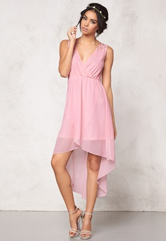 Model Behaviour Felicia Dress Light pink Bubbleroom.eu