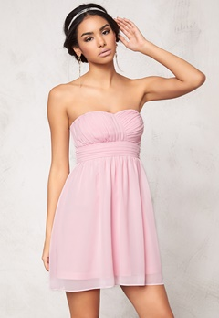 Model Behaviour Lita Dress Light pink Bubbleroom.se