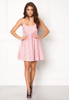 Model Behaviour Nova Dress Light pink Bubbleroom.se