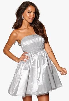 Model Behaviour Paula Dress Silver Bubbleroom.dk