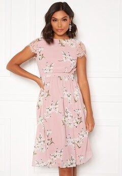 Moments New York Camellia floral Dress Floral Bubbleroom.se