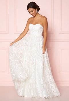 Moments New York Peony Wedding Gown  Bubbleroom.se