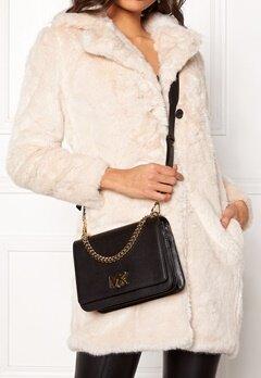 Michael Michael Kors Mott Chain Shoulder Bag Black Bubbleroom.se